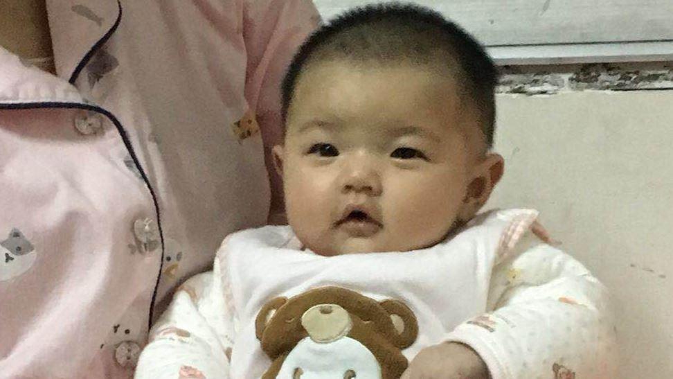 慈善募捐|四月龄小孩心脏功能衰竭的求助|公益宝