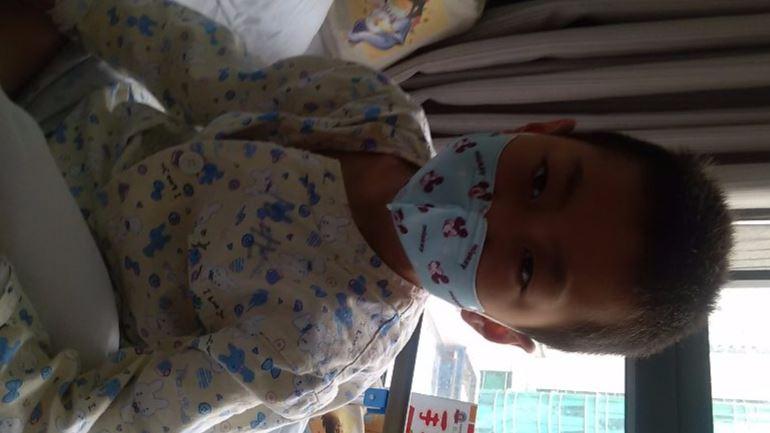 慈善募捐 仟吉员工:救救我可爱的儿子 公益宝
